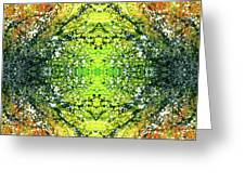 Awakened For Higher Perspective #1424 Greeting Card