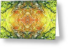 Awakened For Higher Perspective #1425 Greeting Card
