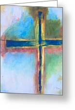 Awakening Of Faith Greeting Card