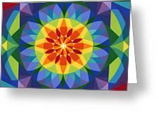 Awakening To The Magic Greeting Card