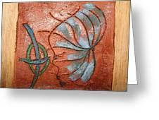Awash - Tile Greeting Card