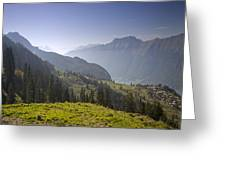 Axalp Greeting Card