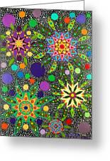 Ayahuasca Vision May 2015 Greeting Card