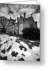Aysgarth Church Greeting Card