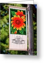 Azalea Festival Greeting Card