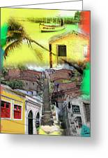 Recife Colors Greeting Card