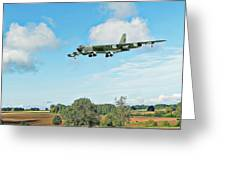 B52 Stratofortress -2 Greeting Card by Paul Gulliver