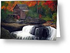 Babcock Mill Greeting Card