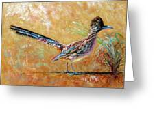 Baby Roadrunner Greeting Card