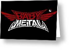 Babymetal Greeting Card