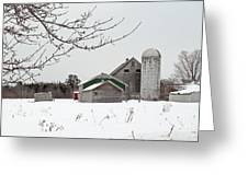 Back Road Find Greeting Card