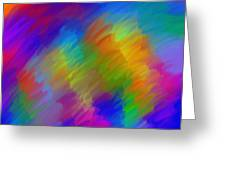 Background No.14.0 Greeting Card