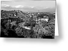 Bad Kreuznach 8 Greeting Card