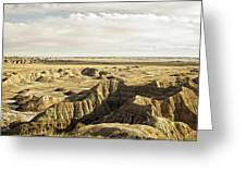 Badlands 2 Greeting Card