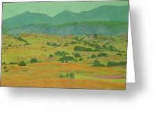 Badlands Grandeur Greeting Card