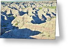 Badlands National Park Greeting Card