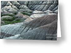 Badlands National Park South Dakota 2 Greeting Card