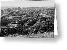 Badlands Of South Dakota #2 Greeting Card