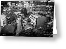 Baguio City On High Greeting Card