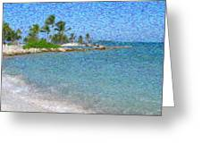 Bahamas II Greeting Card