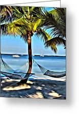 Bahamas Vacation Greeting Card