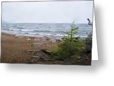 Baikul Lake, Russia Greeting Card