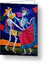 Bailando Greeting Card