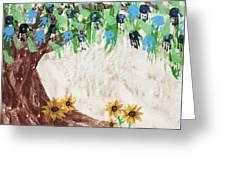 Bailey Family Tree Greeting Card