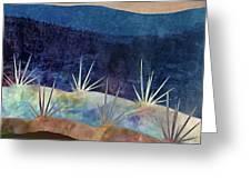 Baja Landscape Number 2 Greeting Card