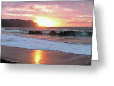Baker Beach IIi Greeting Card