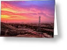 Bakersfield Greeting Card
