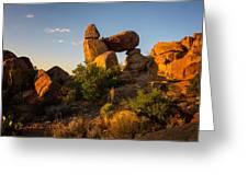 Balanced Rock Sunrise 1 Big Bend National Park Texas