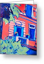 Balcone Greeting Card