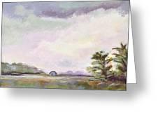 Bald Head Island Greeting Card