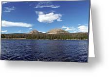 Bald Mountain Greeting Card