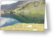 Balea Lake Greeting Card