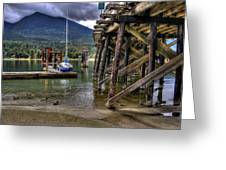 Balfour British Columbia Greeting Card