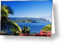 Bali Hai Greeting Card