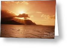 Bali Hai Poin Greeting Card