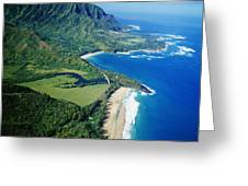 Bali Hai Point. Greeting Card