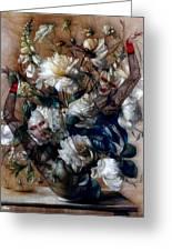 Ballerina Bouquet Greeting Card