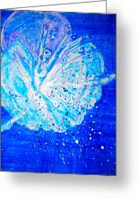 Ballerina05 - Acrylic Greeting Card