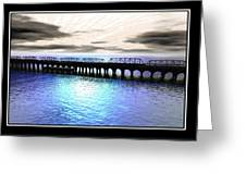Ballester Bridge Greeting Card