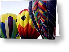 Balloon Color Greeting Card