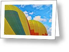 Balloon Fantasy 25 Greeting Card