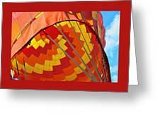 Balloon Fantasy 30 Greeting Card