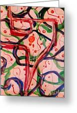 Balloon Festival Greeting Card