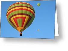 Balloons New Mexico Greeting Card