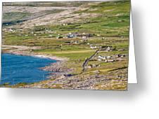 Ballyvaughan Ireland Greeting Card