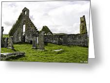 Balnakeil Church Greeting Card